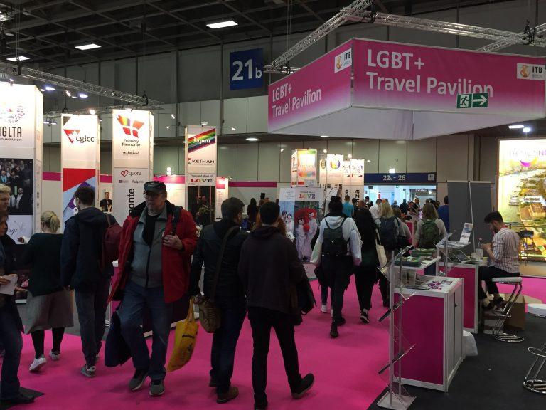 ITB Berlin LGBT Pavilion