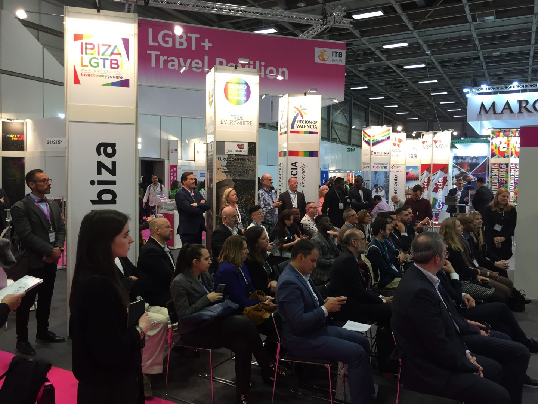 ITB Berlin LGBT Opening 2019