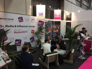 ITB LGBT Media Lounge 2019