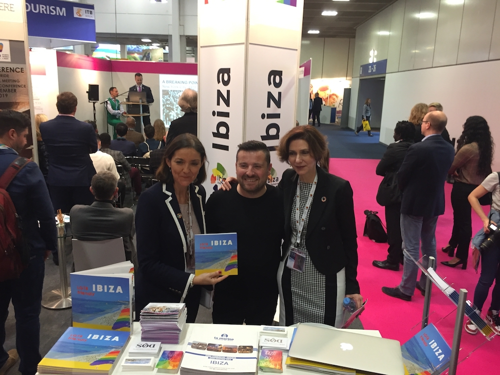 Ibiza Tourism at ITB Berlin 2019